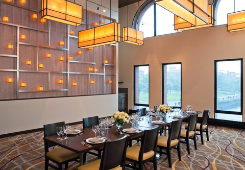 Marriott Long Wharf Hotel - Waterline Private Dining