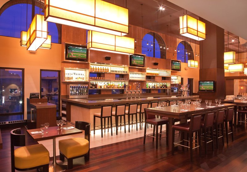 Marriott Boston Long Wharf Bar/lounge