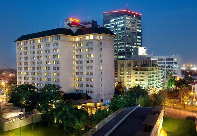 Marriott Hotel Cebu City Dış görünüş