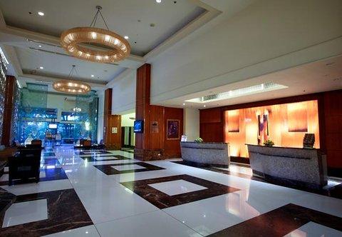 Cebu City Marriott Hotel - Lobby