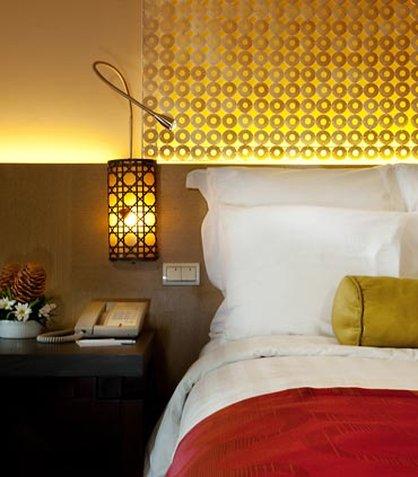 Cebu City Marriott Hotel - Marriott Bedding