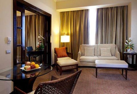 Cebu City Marriott Hotel - Executive Suite Living Area