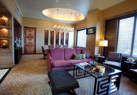 Cebu City Marriott Hotel - Luxury Suite