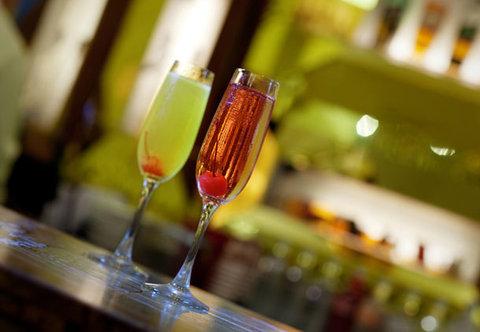 Cebu City Marriott Hotel - Palm Lounge Bar