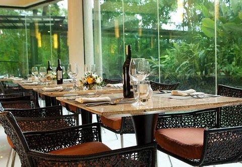Cebu City Marriott Hotel - Garden Caf  View