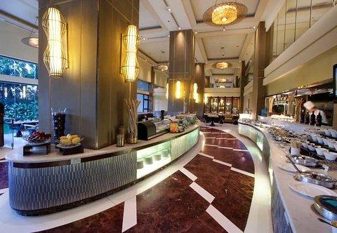 Cebu City Marriott Hotel - Garden Caf  Breakfast