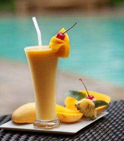 Cebu City Marriott Hotel - Pool Bar Beverage
