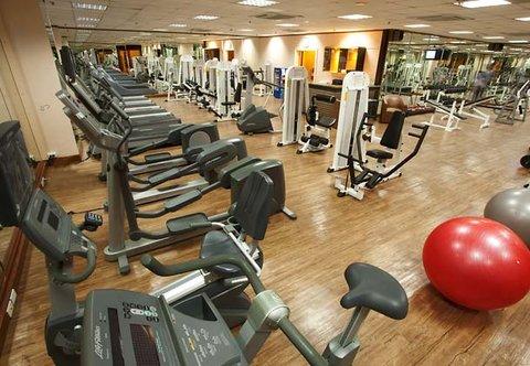 Cebu City Marriott Hotel - Fitness Center