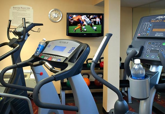Residence Inn by Marriott Chicago Lombard Fitness club