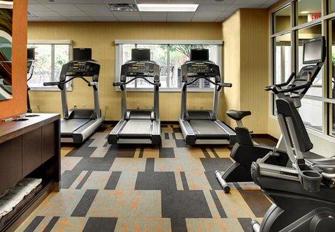 Courtyard Charleston Historic District - Fitness Center