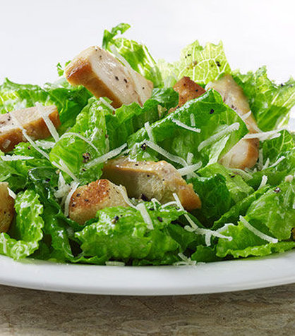 哥伦布沃辛顿万怡酒店 - Chicken Caesar Salad