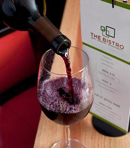 哥伦布沃辛顿万怡酒店 - The Bistro Bar