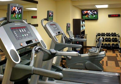 哥伦布沃辛顿万怡酒店 - Fitness Center