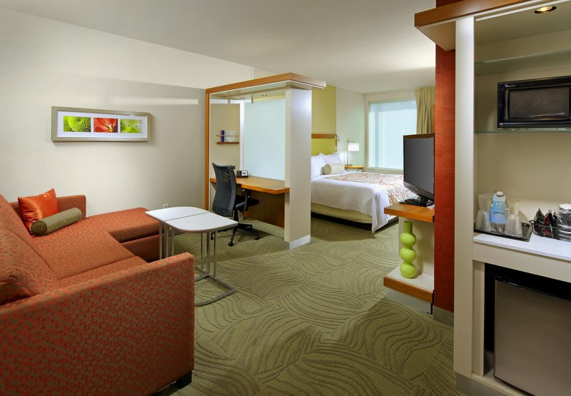 SpringHill Suites Columbus OSU Zimmeransicht
