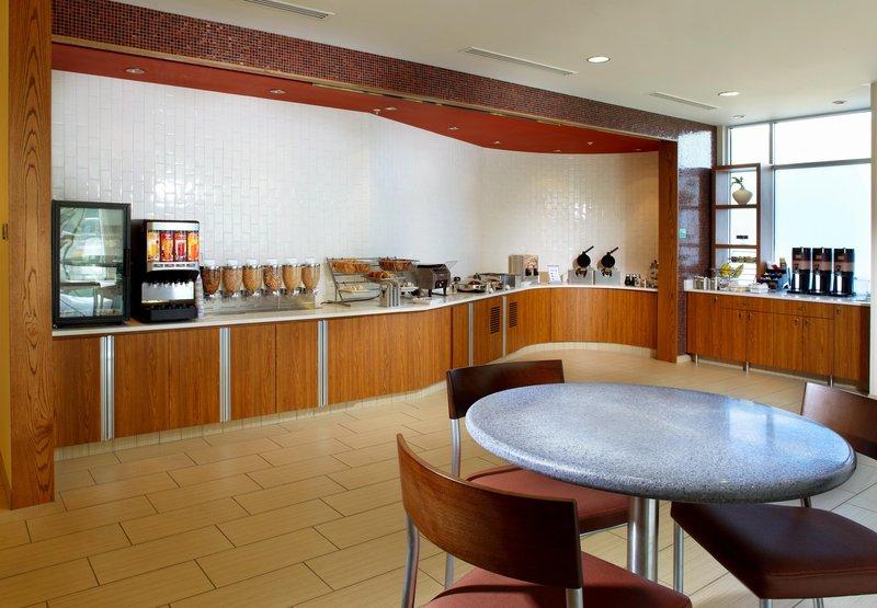 SpringHill Suites Columbus OSU Gastronomie