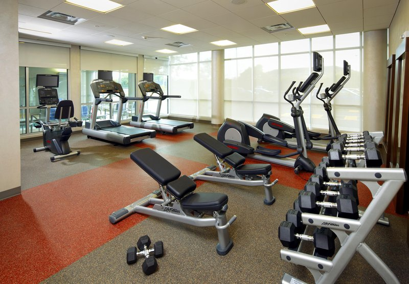 SpringHill Suites Columbus OSU Fitness Club