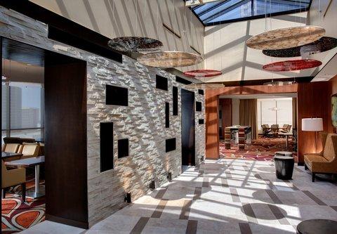 Westin City Center - Concierge Lounge