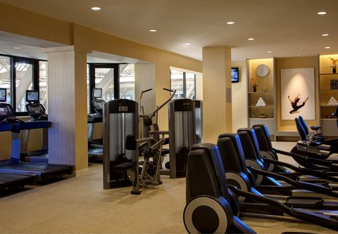 Westin City Center - Fitness Center
