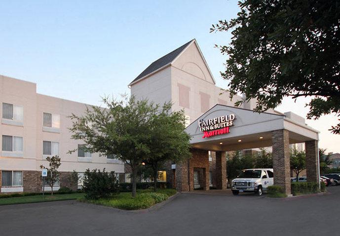 Fairfield Inn by Marriott Las Colinas Dış görünüş