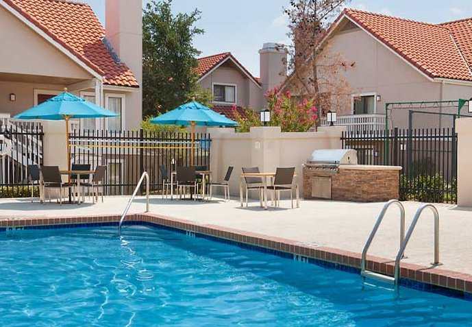 Residence Inn by Marriott Dallas Las Colinas Fitness club