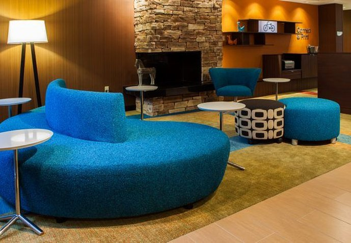 Fairfield Inn and Suites by Marriott Dallas Market Center Hala