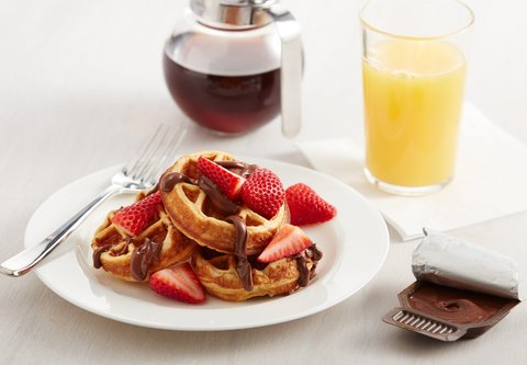 Residence Inn Dallas Market Center - Your Perfect Waffle
