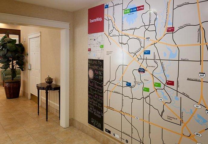 TownePlace Suites by Marriott Las Colinas Diğer