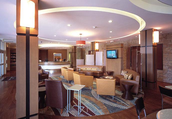 SpringHill Suites Denver Aurora/Fitzsimons Lobby