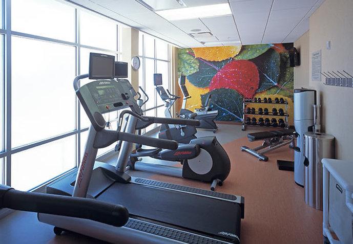 SpringHill Suites Denver Aurora/Fitzsimons Klub Fitness