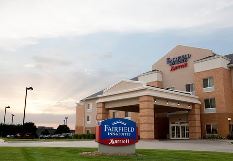 Fairfield Inn & Suites Des Moines Airport - Exterior