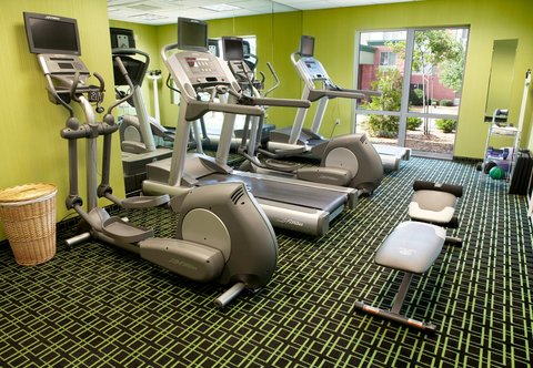 Fairfield Inn & Suites Des Moines Airport - Fitness Center