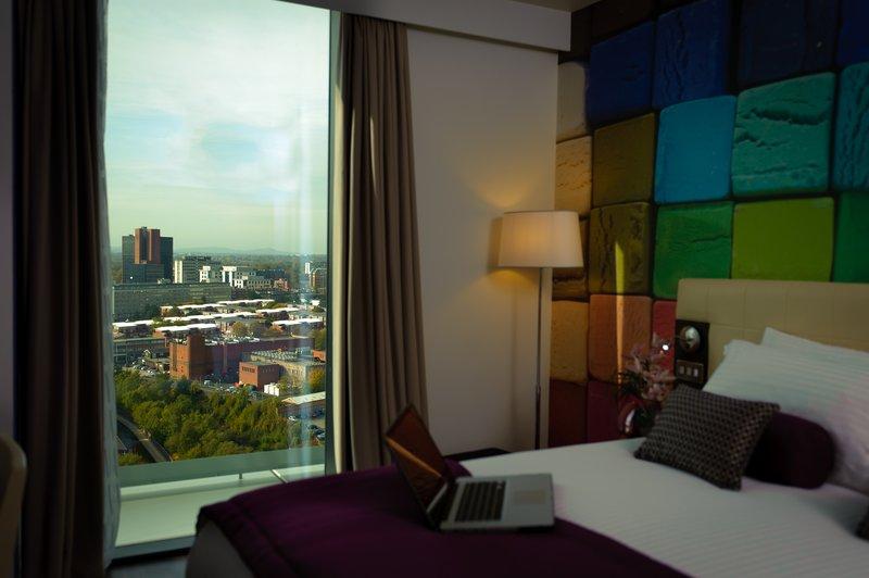 Hotel Indigo Birmingham Pokoj