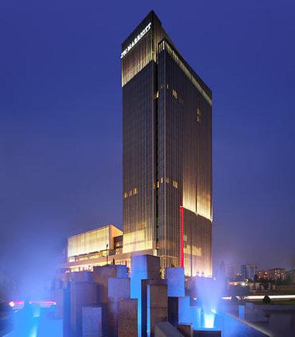 JW Marriott Hotel Ankara Set udefra
