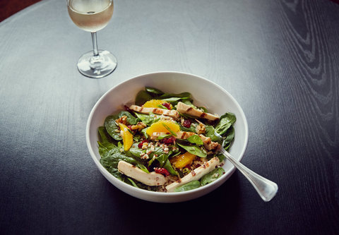 Courtyard Fresno - Asian Chicken Salad