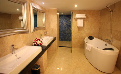 Dhaka Regency Hotel And Resort Ltd - Bathroom