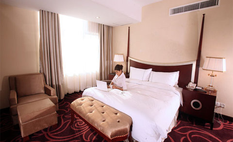 Dhaka Regency Hotel And Resort Ltd - Room