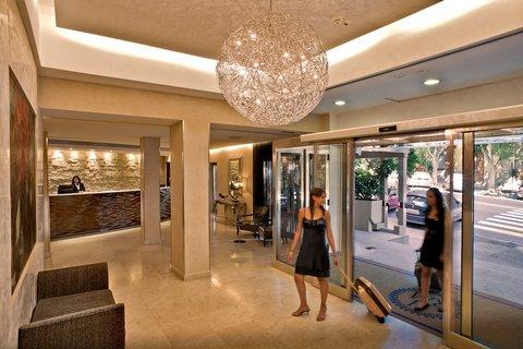 Regina Margherita Hotel - HALL