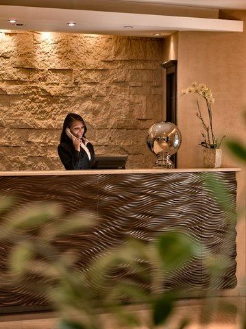 Regina Margherita Hotel - RECEPTION