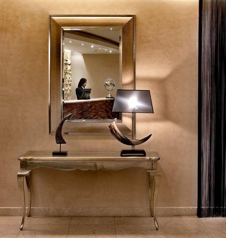 Regina Margherita Hotel - lounge
