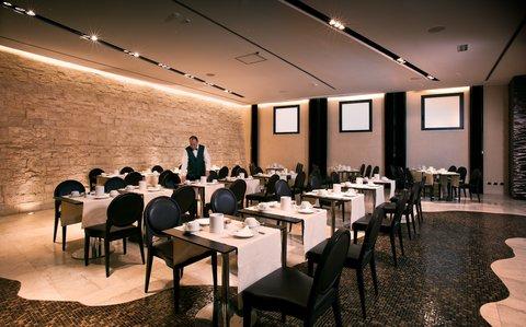 Regina Margherita Hotel - Breakfast Room
