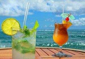 Bar - Courtyard by Marriott Hotel Kauai Kapaa
