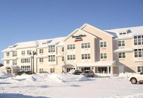 TownePlace Suites by Marriott Gilford - Exterior