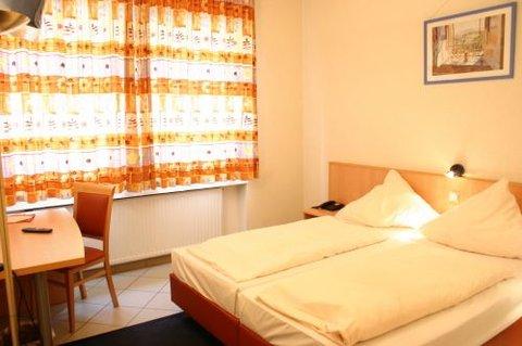 Hotel Elite an der Universität - Double Room