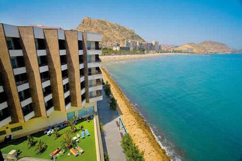 Spa Porta Maris - Vistas Terraza Wellness YPlaya Desde