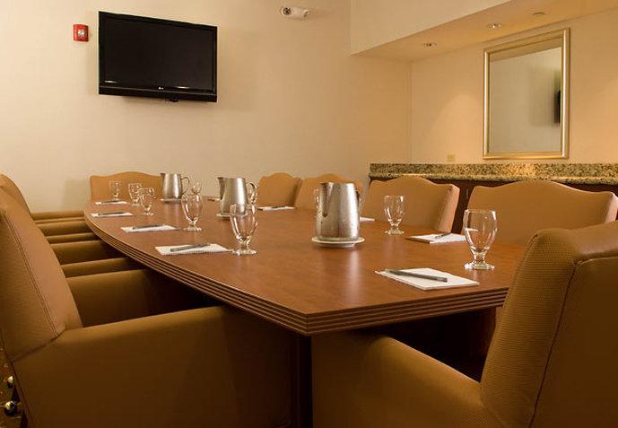 Courtyard Miami Coral Gables Toplantı salonu