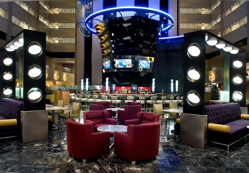 Marriott New York Marquis Times Square Baari/lounge