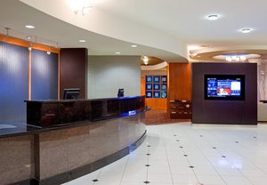 Lobby - Courtyard by Marriott Hotel Markham