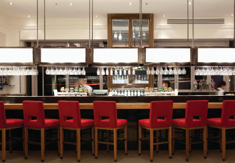 Marriott Brisbane Bar/lounge
