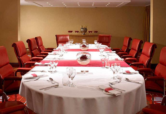 Marriott Cardiff 餐饮设施