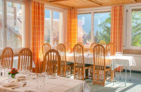 Sunstar Wengen Hotel - Sunstar Hotel Wengen Restaurant